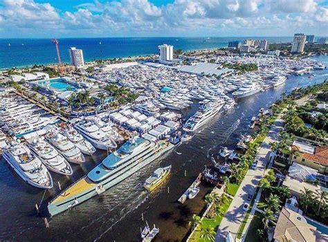 Florida Boat Show Feb 2018 by Kusler Yachts San Diego Sport Fishing Boats Luxury