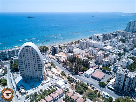 limassol cyprus aerial photography