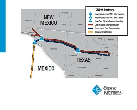 ONEOK Partners, Fermaca to Construct Pipeline from West ...