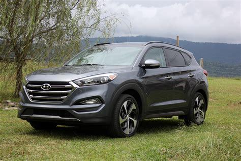 Hyundai Tucson by 2016 Hyundai Tucson Review Autotalk