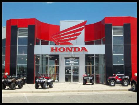 Troy, Oh Dealer Honda Powersports Of Troy Is Your One Stop