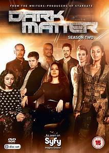Dark, Matter, Season, 2, Dvd, Review, -, Scifinow