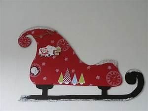 Pere Noel Decoration : decoration traineau du pere noel ~ Melissatoandfro.com Idées de Décoration