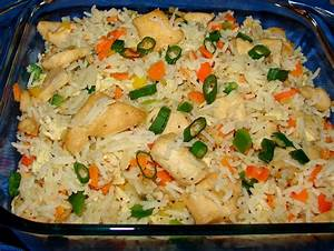 Chinese Chicken Fried Rice II Recipe Dishmaps