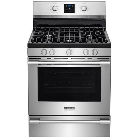 Frigidaire Professional Series Stainless Steel Gas Kitchen