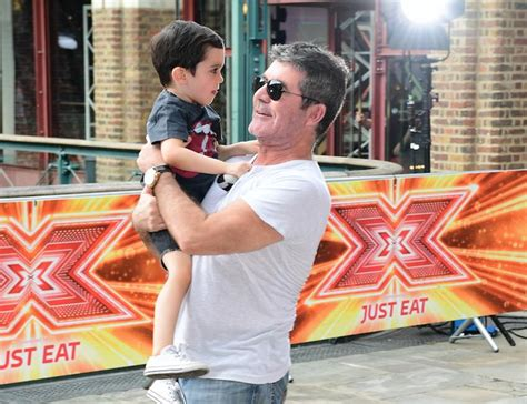 Simon Cowell is already 'training' 4 year old son Eric to ...