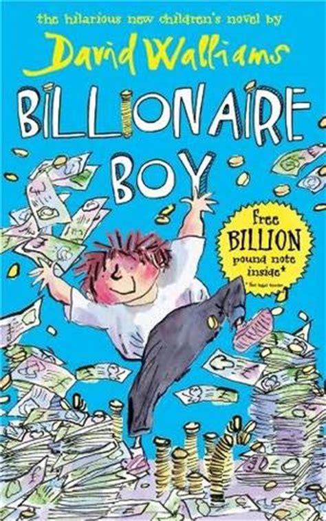 billionaire boy  david walliams reviews discussion