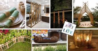 6 Einfache Diy Projekte Fuer Attraktive Gartengestaltung Und Balkoneinrichtung by Top 15 Einfache Und Attraktive Diy Projekte Mit Bambus