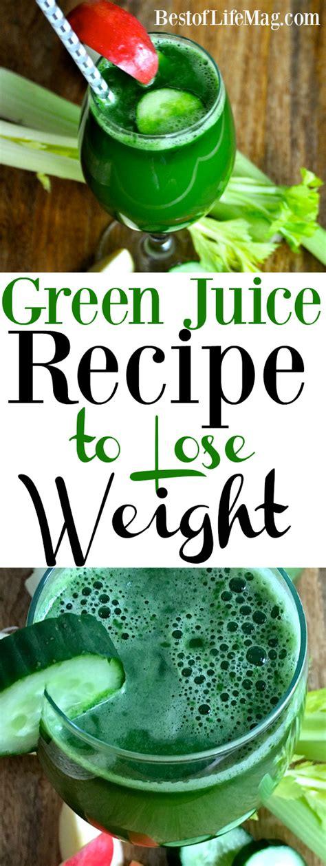 juice recipe weight lose recipes healthy juicing juices drink help body diet bestoflifemag michaels drinks flush bloated feeling keto detox