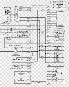 Wiring Diagram Of A Washing Machine