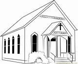 Church Coloring Presbyterian Dots Connect Watauga Desenhos Igrejas Coloringpages101 Colorir Printable Tweet Template sketch template
