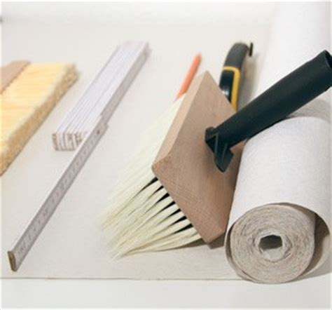 la pose du papier peint comment faire habitatpresto
