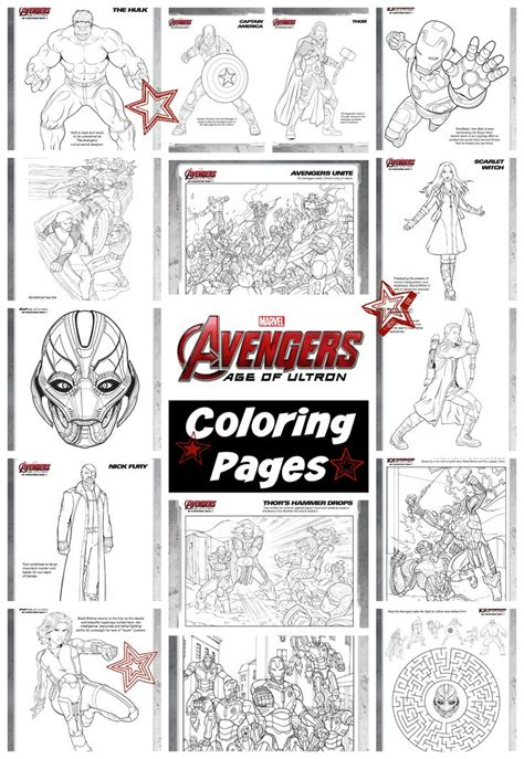 avengers birthday coloring pages avengers age of ultron coloring pages avengersevent