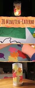 Basteln Mit Kindern Schnell Und Einfach : einfache laterne basteln schnell leicht laternen ~ A.2002-acura-tl-radio.info Haus und Dekorationen