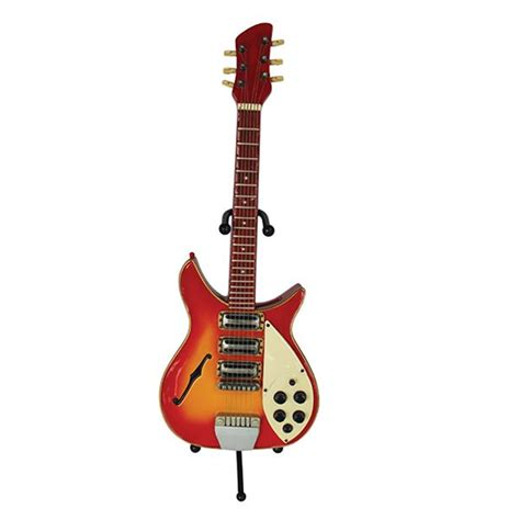 red rock guitar money box  gift musical gifts