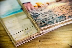 Foto Auf Holz Bügeln : druck auf holz foto auf altem holz gedruckt ~ Markanthonyermac.com Haus und Dekorationen