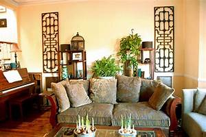 Modern Asian Living Room Decorating Ideas Interior Design