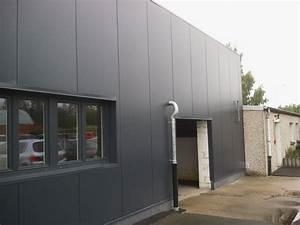 Tole De Bardage Castorama : panneau sandwich isol rev tements modernes du toit ~ Dailycaller-alerts.com Idées de Décoration