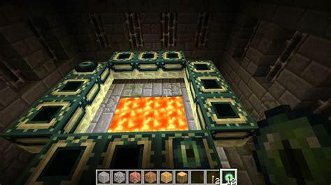 minecraft end portal ender