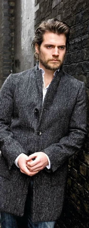 Henry Cavill Latinfans: Henry Cavill Revista Glamour UK ...