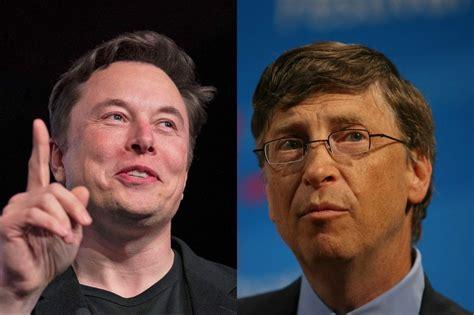 Elon Musk está cerca de superar a Bill Gates en el índice ...