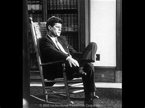 Jfk Rocking Chair History by The European Leg Cross