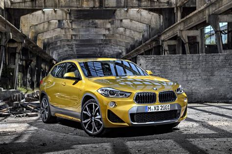 Bmw X2 Goes Official, Arriving Q1 2018 Forcegtcom