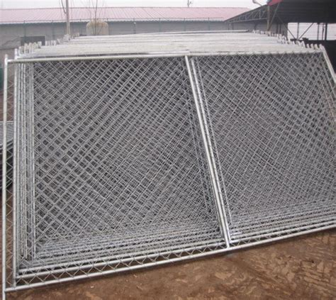 chain link temporary fence panels  item