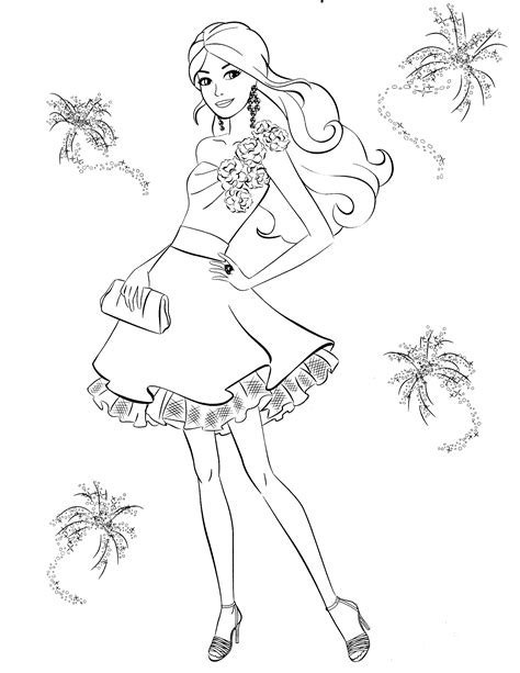 princess drawing pages painting coloring