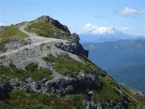 Silver Star Mountain Washington State