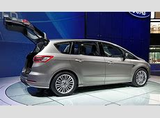 2018 Ford SMax Hybrid Concept And Price Cars Review