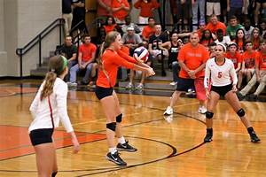 Area volleyball: McKinney schools race for playoff ...