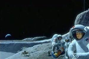 NASA - Team me up, Scotty