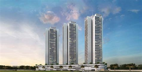 14788 professional photo of nature aurum q residences flats appartments in ghansoli navi