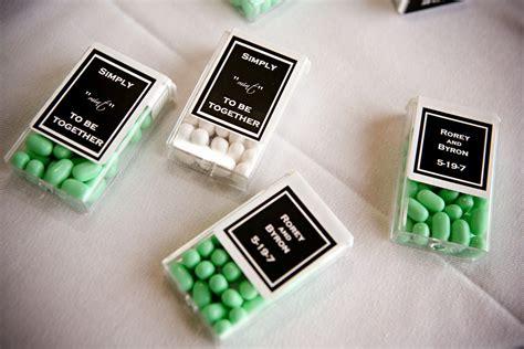 Ideas On Unique Wedding Favors Ipunya