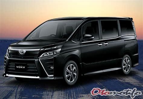 Gambar Mobil Gambar Mobiltoyota Voxy by Harga Toyota Voxy 2019 Review Spesifikasi Gambar