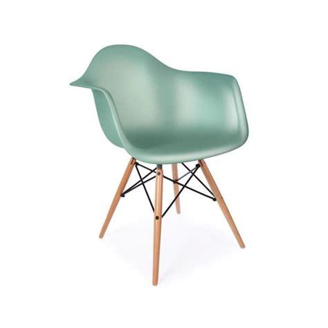 Chaise Daw  Bleu Vert  Achatvente Chaise Salle A Manger
