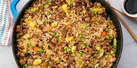easy pork fried rice recipe how to make pork fried rice