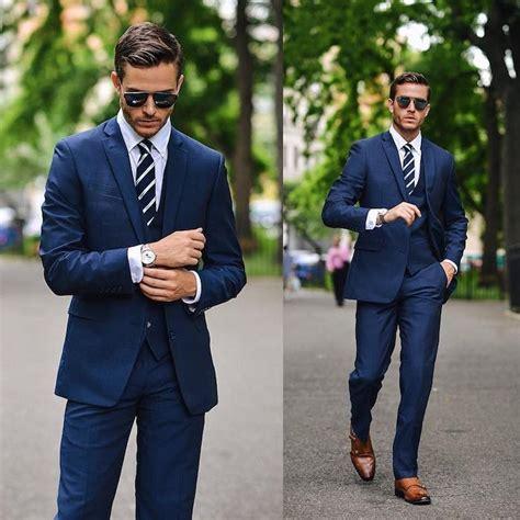 blauer anzug welche schuhe welche farbe passt zu braun kleidung herren wohn design