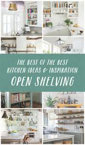 open kitchen shelves decorating ideas kitchen open shelving the best inspiration tips the