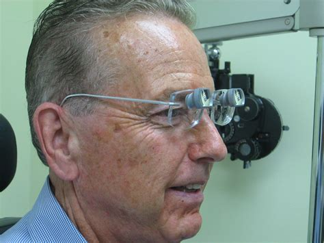 legally blind prescription legally blind coach scores big win thanks to new bioptic