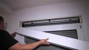 Fenster Rolladen Reparieren : rollladen gurt wechseln youtube ~ Michelbontemps.com Haus und Dekorationen