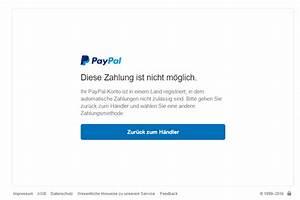 Paypal Zahlung Nicht Möglich : gel st paypal h ndlerabwicklung zahlung nicht m glich paypal community ~ Eleganceandgraceweddings.com Haus und Dekorationen