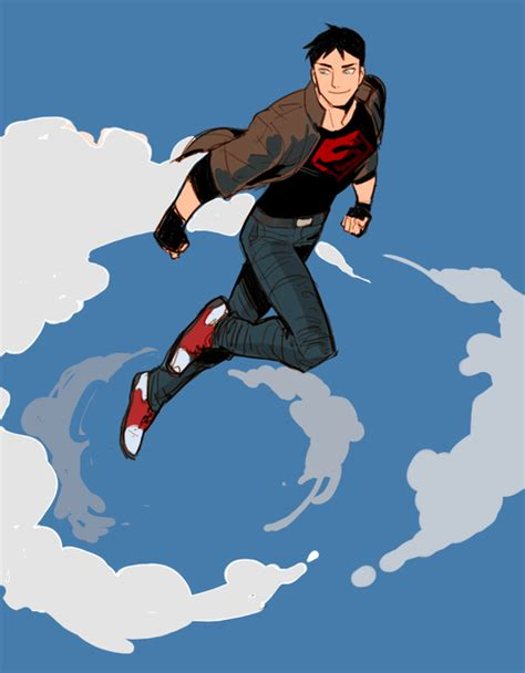 Superboy Young Justice Art