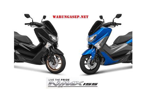 Info Nmax 2018 by 4 Warna Yamaha Nmax 2018 Terbaru Harga Termurah Rp 26 3