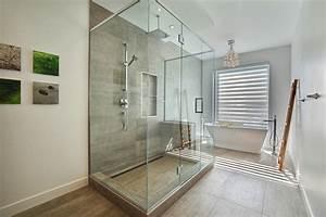 Abat Jour Salle De Bain : 3 soumissions de salle de bain soumission r novation ~ Melissatoandfro.com Idées de Décoration