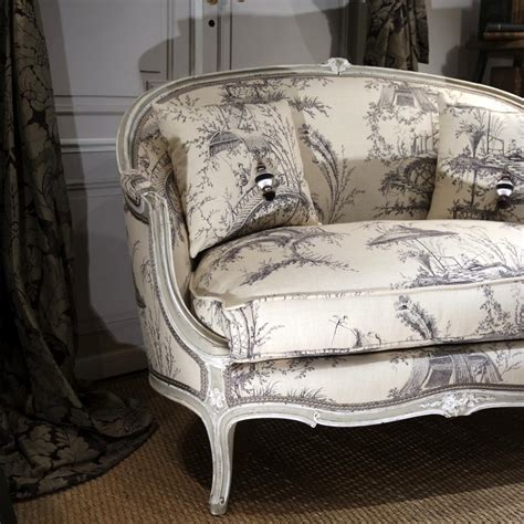 banquette style louis xv banquette corbeille style louis xv benches sofa