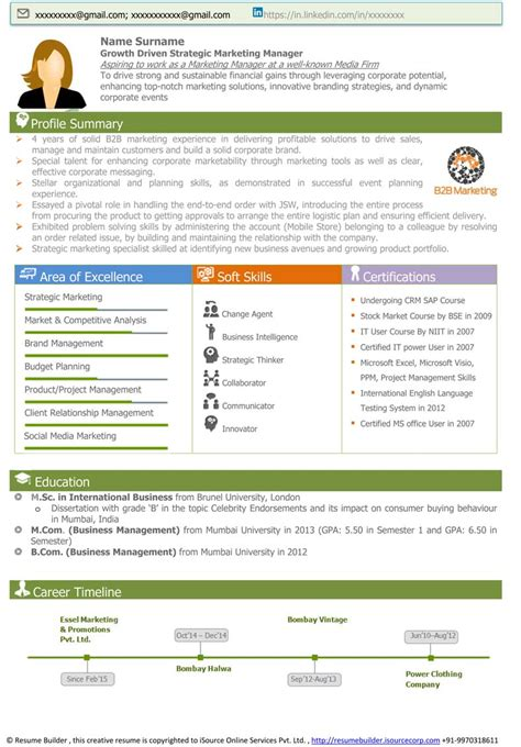 visual resume infographic resume graphic resume  uk india