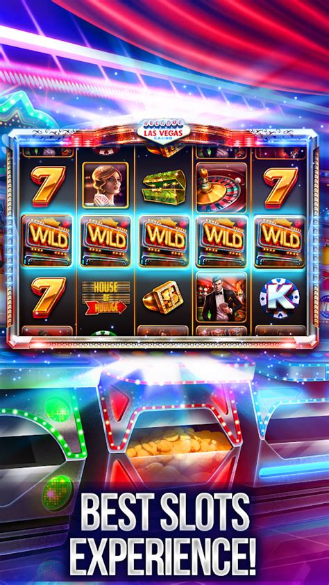 Slots™ Huuuge Casino  Free Slot Machines Games Android