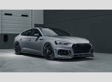 ABT will sell a 503bhp Audi RS5 Sportback in the US Top Gear